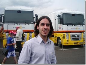 Test en Silverstone