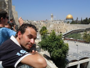 Vistas de Jerusalén
