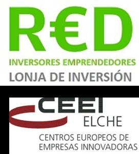Logo CEEI Elche - Lonja Inversión