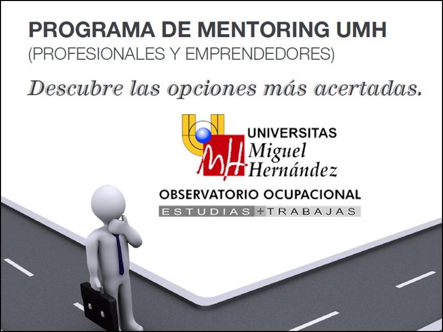 Imagen Programa Mentoring
