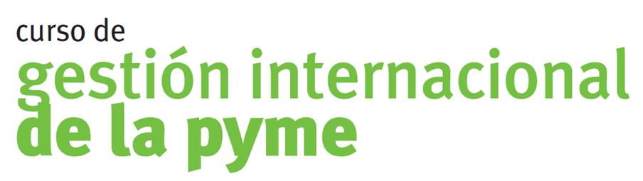 Gestión internacional de la pyme
