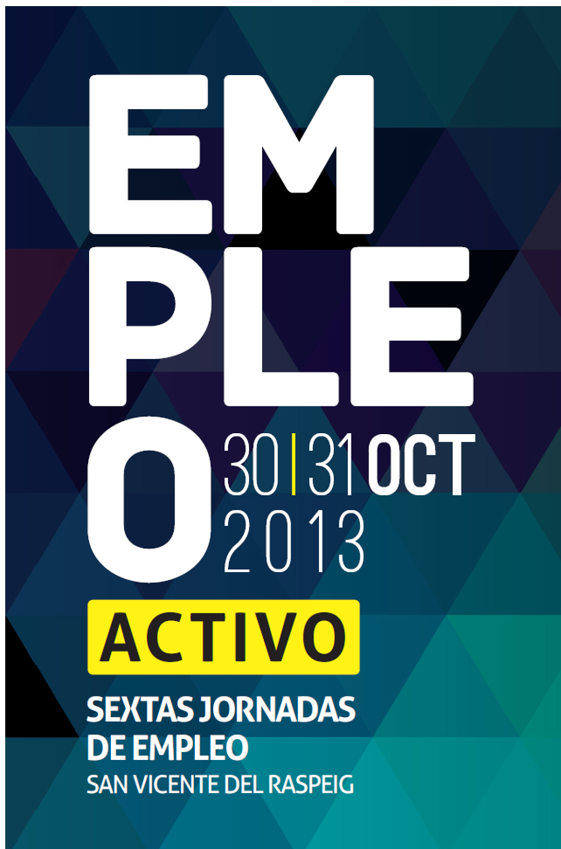 Jornadas Empleo Sant Vicent 2013