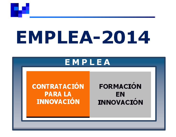 Programa Emplea 2014