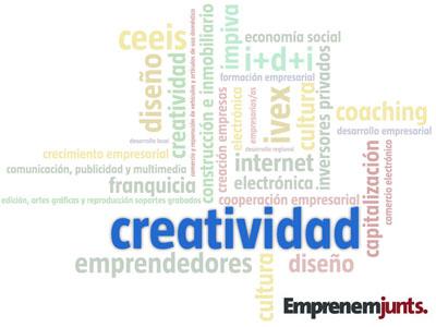 Creatividad Emprenemjunts