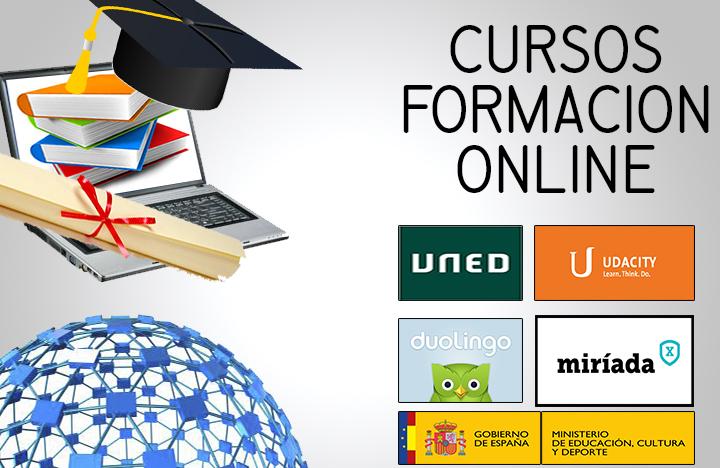 Cursos Formacion online