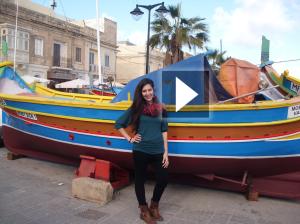 Almudena Sanchez -video