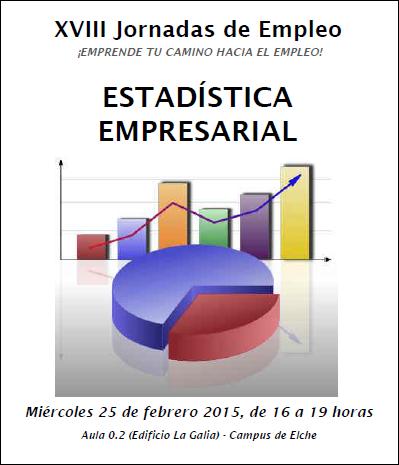 JE Estadística 2015