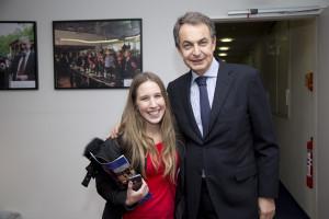 M.Victoria. y Zapatero (1)