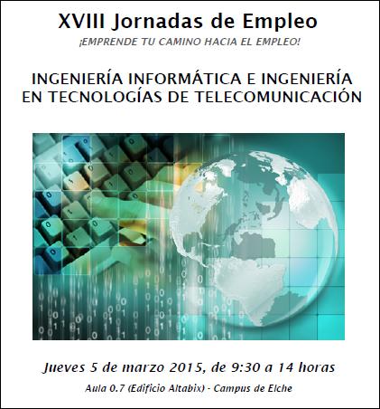 XVIII JE Teleco e Informática
