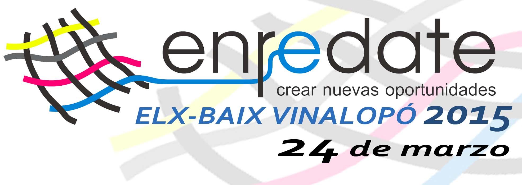 Logo Enrédate 2015