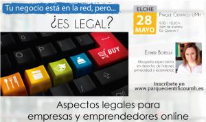 Aspectos legales para empresas y emprendedores