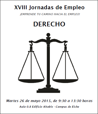 JE Derecho 2015