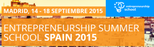 Entrepreneurship School 2015