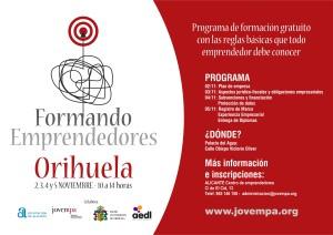 Formando Emprendedores Orihuela