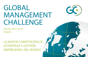 Global Challenge Management