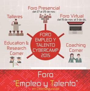 Foro Empleo y Talento en Ciberseguridad