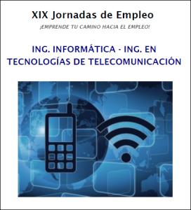 XIX JE Teleco e Informática