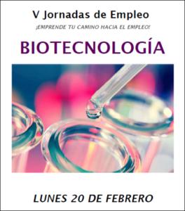 JE Biotecnología 2017