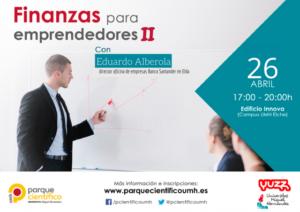 2017-04-26 Finanzas para emprendedores