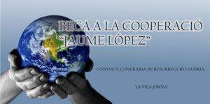 Beca Jaume Lopez